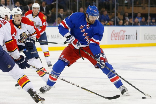 It's bad enough when unnamed sources cause players to stress over trades, but Rick Nash is the victim of rumor via fantasy proposal.