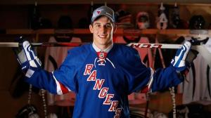 Brady Skjei might be the next homegrown Rangers defenseman, following in the footsteps of Dan Girardi and Marc Staal.
