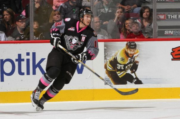Coming soon to Hartford: Calgary sniper Adam Tambellini